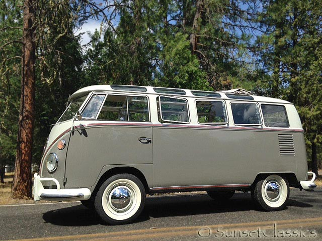 Samba 21 window bus for sale for 1963 vw samba t1 21 window split screen campervan