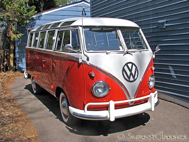 1966 21 window samba bus for sale for 1966 21 window deluxe vw bus