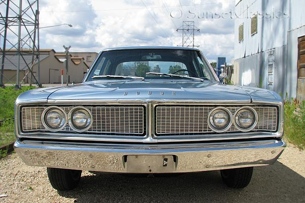 Coen Brothers 1966 Dodge Coronet For Sale