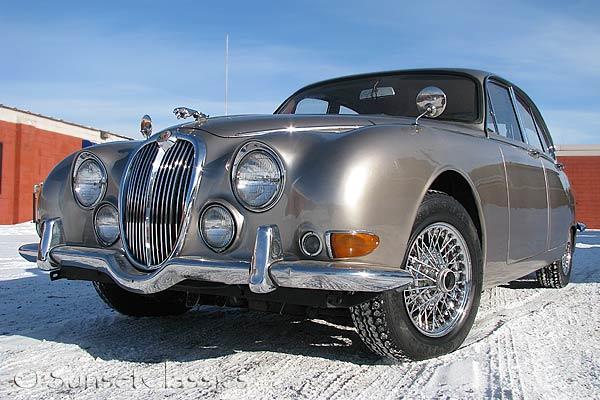 1966 3.4L Jaguar