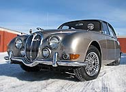1966 Jaguar S-Type Saloon