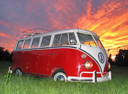 1966 VW Deluxe Bus for Sale