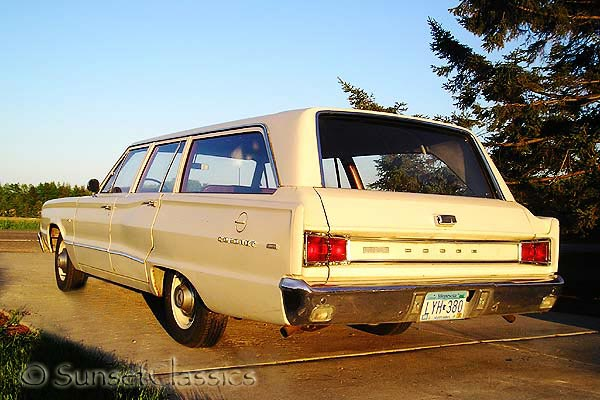 1967 Dodge Coronet Station Wagon for Sale