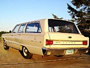 1967 Coronet Station Wagon