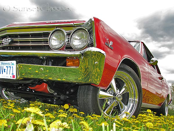 1967 Chevelle 396 SS for Sale