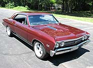 1967 Chevelle SS for sale