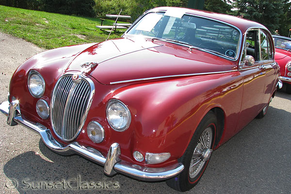 1967 3.8l jaguar s-type for sale