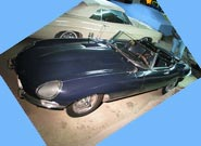 1967 Jaguar XKE E-Type Roadster