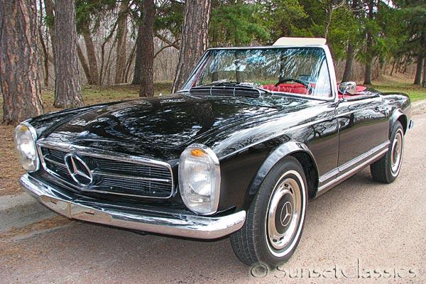 European model 1967 mercedes benz 250sl for sale for Mercedes benz old models for sale