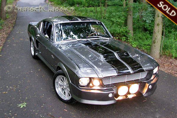 1967 shelby gt500 eleanor replica for autos weblog. Black Bedroom Furniture Sets. Home Design Ideas