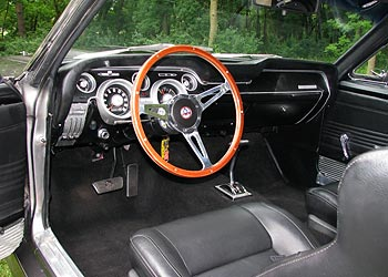 Ford mustang 1967 shelby gt500 interior for 1967 mustang interior pictures