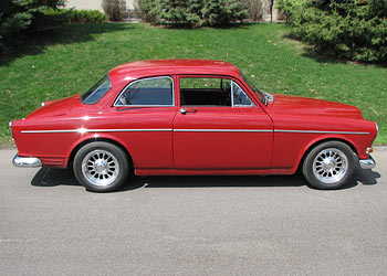 1967 Volvo 122s For Sale Well Loved Classic Volvo