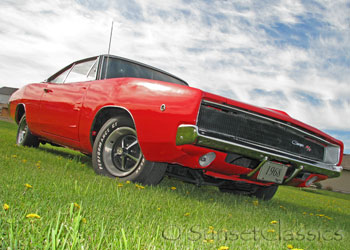 1968 Dodge Charger Body Gallery