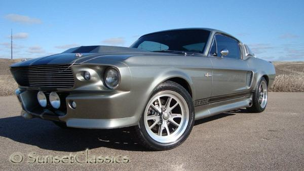 1968 Shelby Mustang Gt 500 Eleanor Replica For Sale | aphairs.com