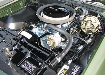 Pontiac Firebird 68 cab. (Fini)  Pontiac-gto-engine