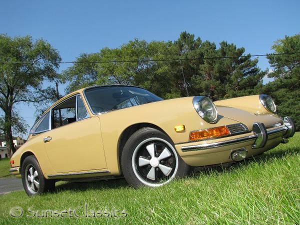 1968 Porsche 912 Body Gallery 1968 Porsche 912 967