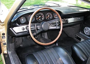 Beautiful Sand Beige 1968 Porsche 912 For Sale