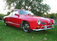 1968 VW Karmann Ghia Coupe