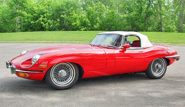 1969 Jaguar Xke Ii E Type For Sale