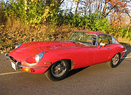 1969 Jaguar XKE E-Type Coupe