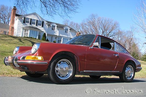 Porsche 912 value
