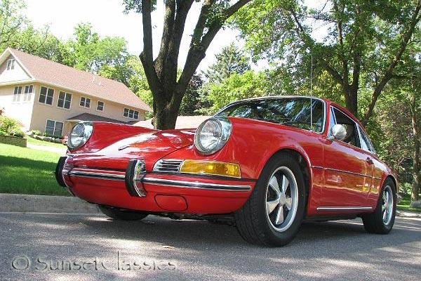 1969 Porsche 912 appraisal
