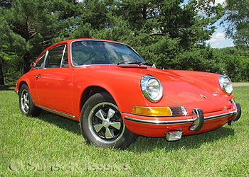 Three classic Porsche for Sale