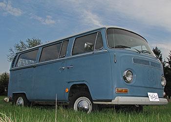 1969 Bay Window VW Bus for Sale