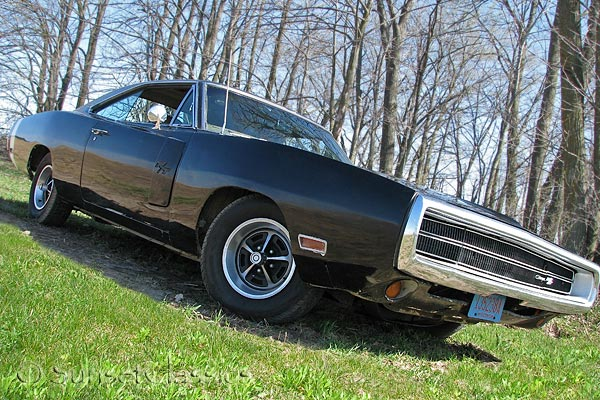 1970 Dodge Charger R/T 440 For Sale