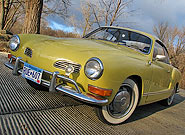 1970 VW Karmann Ghia