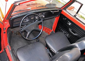 1971 VW Super Beetle Convertible for Sale