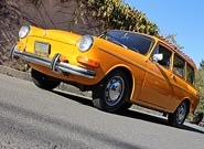 1971 VW Squareback for sale