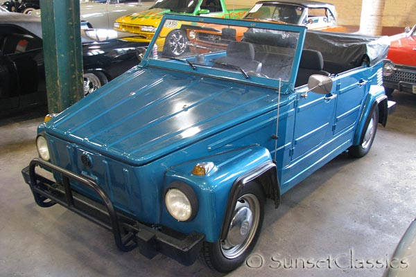 1971 VW Thing for Sale in Minnesota
