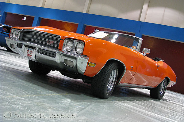 1972 Buick Gran Sport Convertible for Sale