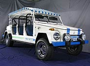six door Acapulco VW Thing Limousine