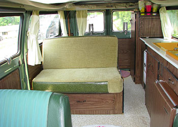 1973 Ford Econoline Supervan For Sale Turtle Top Camper