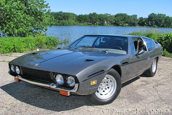 Purchase Used Classic 1973 Lamborghini Espada Early Series Iii Same