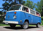 1973 VW Camper Bus Weekender