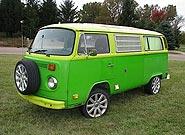1973 Volkswagen Camper Bus