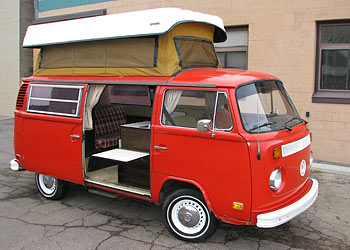 1973 VW Sportsmobile