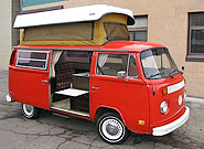 1973 Automatic VW Sportsmobile Van