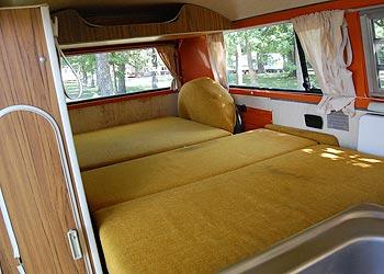 1973 Vw Westfalia Campmobile For Sale