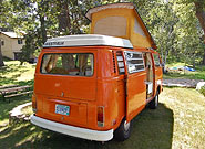 1973 Westfalia VW Campmobile for Sale
