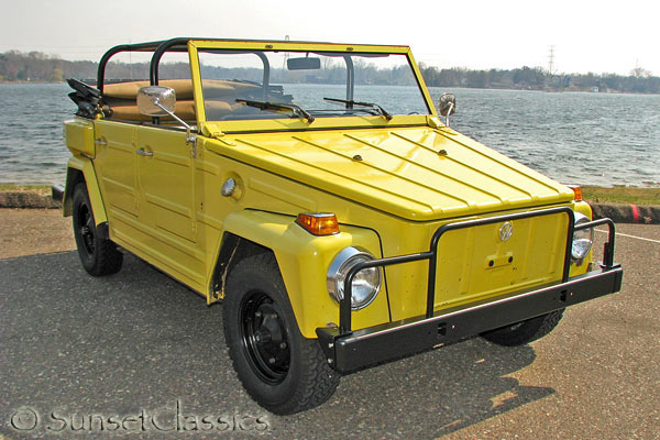 Volkswagen Thing Car For Sale