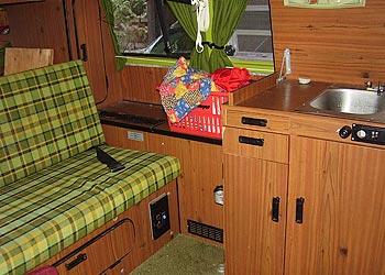 1976 vw westfalia bus interior vw shorty bus shag carpet classic