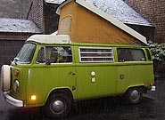 1976 VW Westfalia Camper Bus for Sale