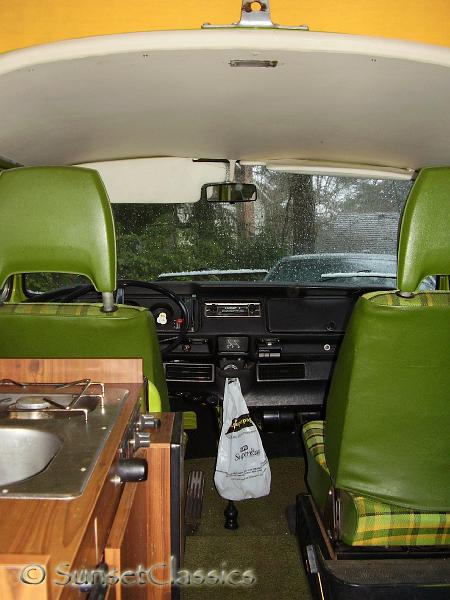 Vw westfalia 2015 autos post for Interior westfalia