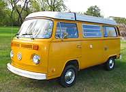 1976 VW Camper Bus for Sale