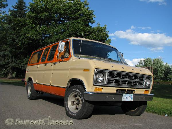 1977 Ford Conversion Van Body Gallery 1977 Ford Conversion