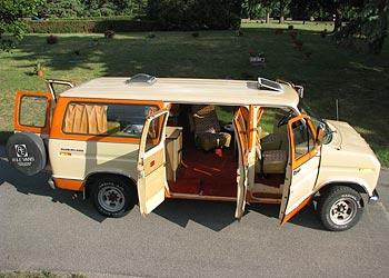 1977 Ford Conversion Van